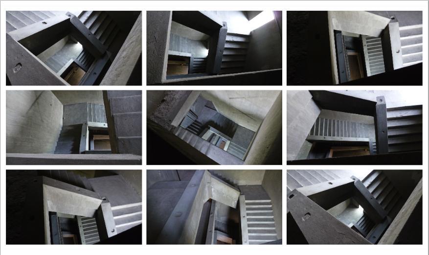 Escaleras (c) Michael Nyman